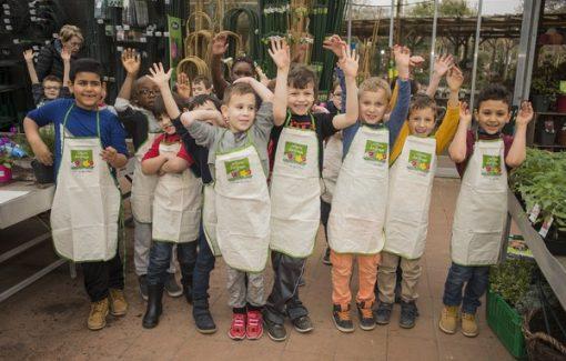 Semaine du Jardinage pour les Ecoles 2020
